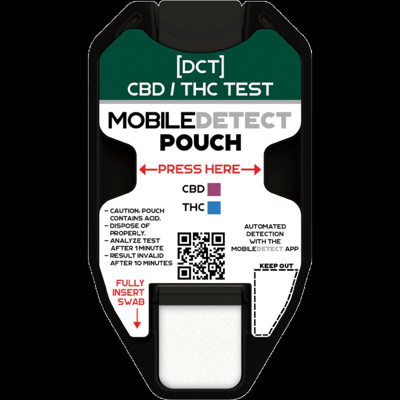THC & CBD drug test